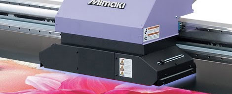 Mimaki JFX200 article LFR lamps