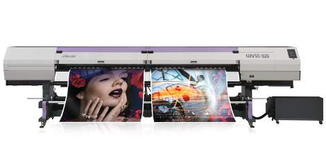 Hybrid returns to The Print Show with Mimaki's latest innovations