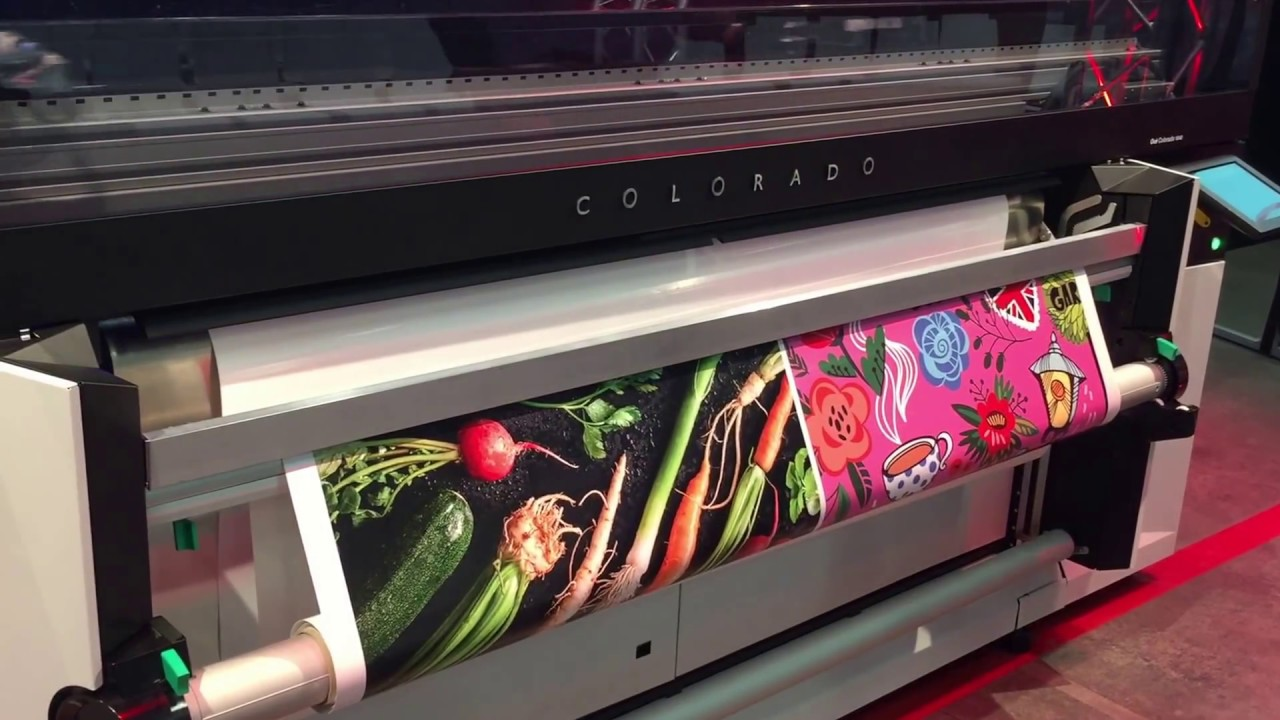 The Océ Colorado 1640 printer has captured national praise from customers and analysts alike.