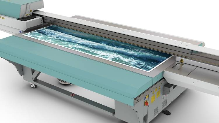 High Wycombe-based wide format printer impressed with upturn in productivity six months on from Acuity Select HS installation.