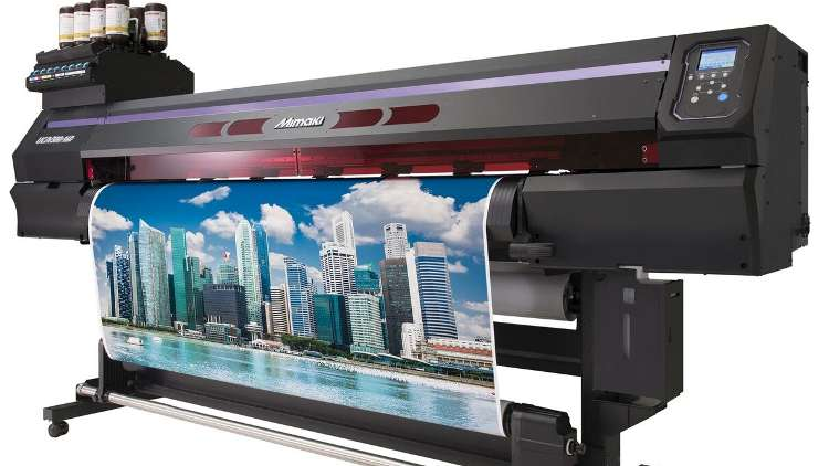 The full Mimaki UCJV Series will be on show at Sign & Digital UK.