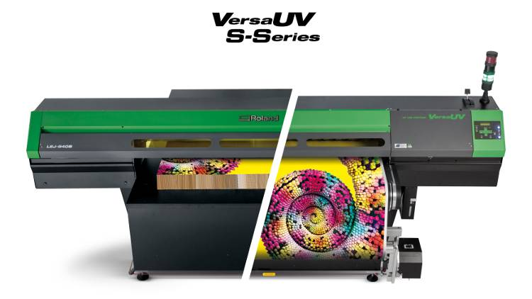 Debut Presentation Of Proven Innovative UV LED Flatbed And Belt Print Solutions At FESPA