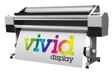 Epson Stylus Pro 11880 proves a great starting point for Vivid Display