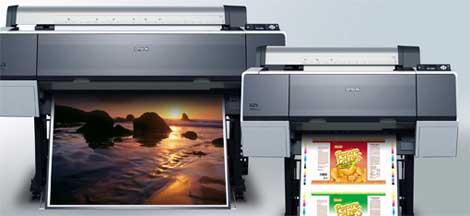 Epson LFP Technology