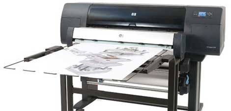 Hp Designjet 4520 Hd Mfp