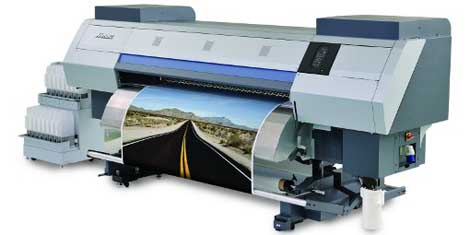 Mimaki to launch TS500-1800 dye sublimation printer