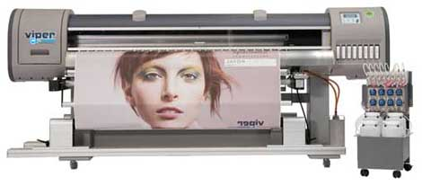 Mutoh Viper Dye-Sublimation Printer Launched