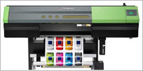 Roland Introduces World's First Integrated UV Inkjet Printer Cutter
