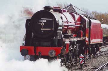 Royal Scot Minehead