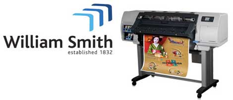 HP Designjet L25500 at William Smith