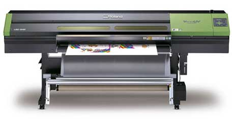 Roland Versauv Lec 540 Printer