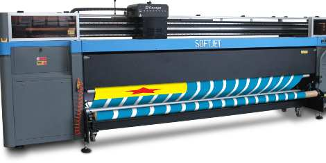 SoftJet Digital Printer