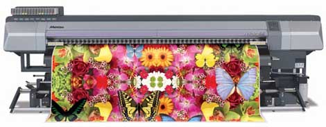 Mimaki JV5-320DS Direct and Dye-Sublimation Printer