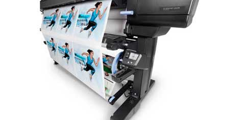 Hp Designjet L26500 2sided