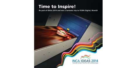 Inca Ideas 2014