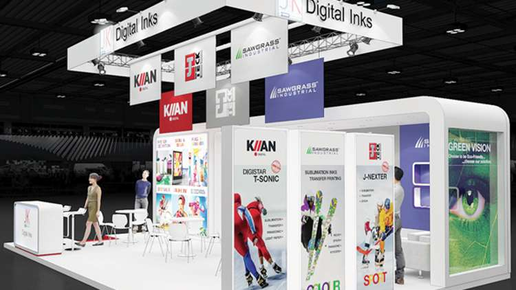 Digistar T-Sonic and Nexter - The new sublimation digital inks branded KIIAN Digital and J-Teck.