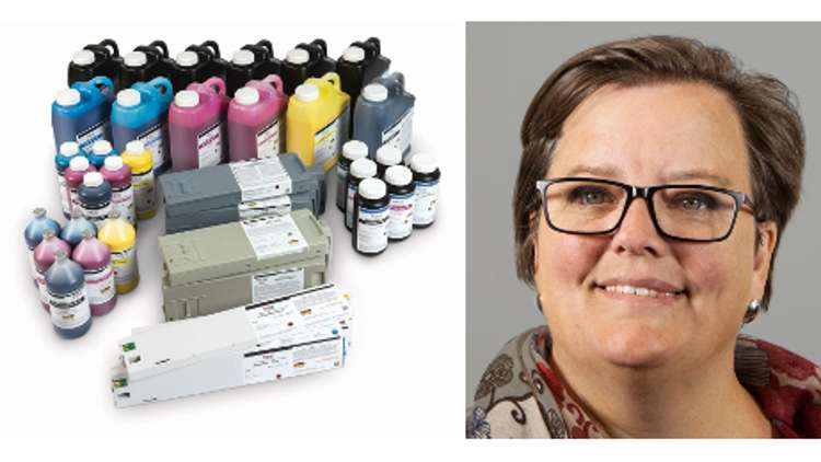 Laura has been part of the Nazdar team for 15 years, most recently managing product life cycles and consistently hitting the leading ink manufacturer's targets for marketing.