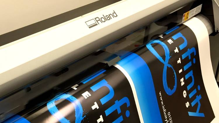 The Sussex Sign Company has run Nazdar inks supplied by QPS on a Mimaki JV3 and a Roland VersaArt RE-640.