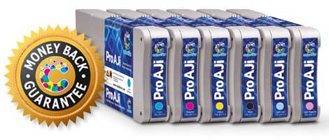 money back   proaji Colorific to bring its high quality alternative inks to Sign & Digital UK 2012