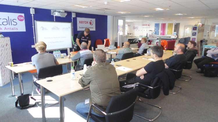 Antalis Academy Hosts Sustainability Seminar As New