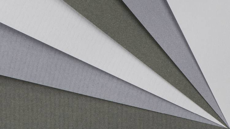 Antalis  is now distributing three new shades of grey in its flagship Conqueror range, manufactured by Arjowiggins Creative Papers.