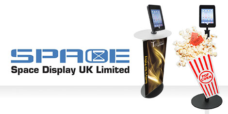Space Display to launch new iPad Display Stand at #SDUK