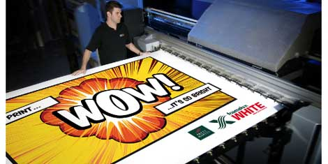 Foamalux Wow Machine