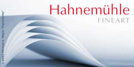 Hahnemuhle Fine Arts Papers and Canvas