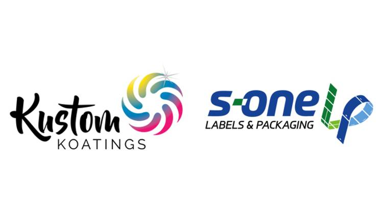 Under the Kustom Koatings brand, S-OneLP will offer standard coatings, such as gloss or matte, and specialty coatings using sand, glitter and many more.
