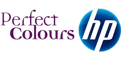 Perfect Colours Hp Logo