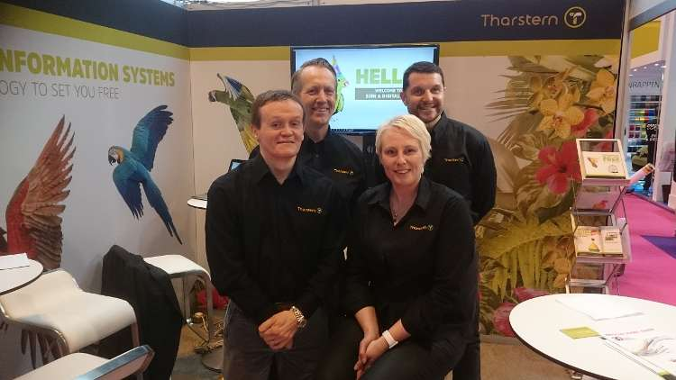 Tharstern will once again exhibit at the display industry's leading exhibition event.