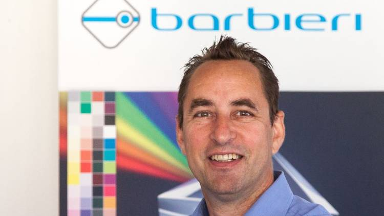 The leading innovator and driving force at Barbieri is CTO Markus Barbieri.