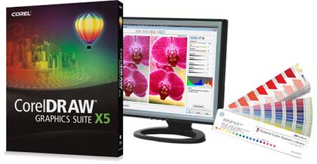Roland Colour and Cutting now available in CorelDRAW X5