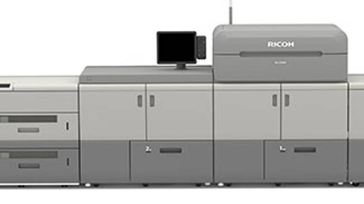 New EFI Fiery DFEs for Ricoh Pro C9200/C9210 digital colour presses drive exceptional speed, quality and workflow integration.