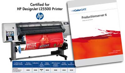 Colorgate For Hp Latex L25500