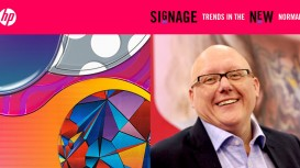 Shaun Holdom interview: Signage trends in the new normal.