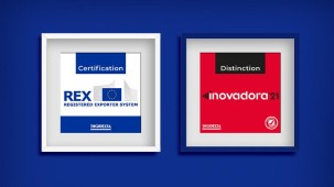 Digidelta reinforcers the statutes of innovative company and European exporter.
