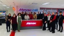 Mimaki USA celebrates grand reopening of New Jersey Technology Center.