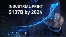 Functional and Industrial print market to reach $136.8 billion in 2024 according to Smithers.