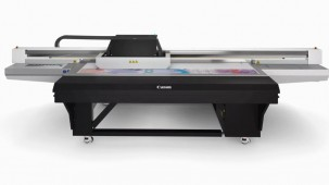 Canon debuts Colorado 1630 and Arizona 135 GT with a taste of colour at FESPA 2021.