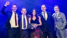The winners of this year's FESPA Awards were announced at FESPA's annual Gala Dinner.