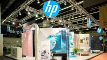 The HP Booth, situated at Hall 3.0, Booth F81, has been designed to showcase an array of applications made possible in interior design with HP's digital printing technology.