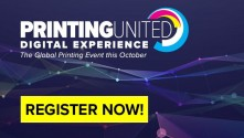 The PRINTING United Digital Experience kicks off on October 26 highlighting the latest in graphics and wide-format technology.