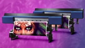 Roland DG Introduce the Future of Printing Technologies at SDUK 2019.