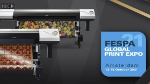 Roland DG to showcase new all-round solution at FESPA Global Print Expo 2021.