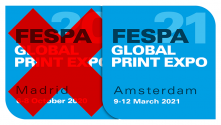 FESPA Global Print Expo 2020 moves to Amsterdam in March 2021.