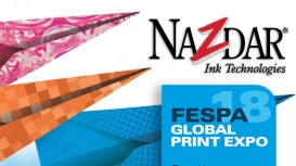 Nazdar also noted an increased number of visitors to its stand looking for advice on application problems that might be solved by switching to Nazdar inks.
