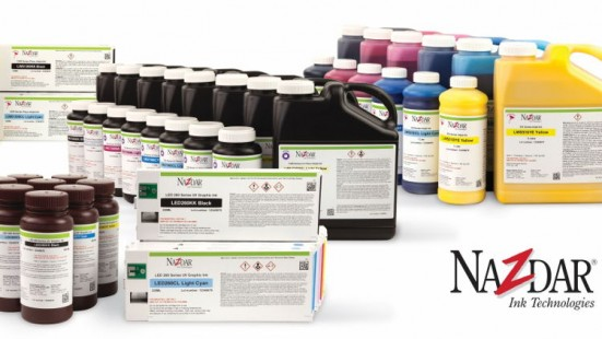 Nazdar Ink Technologies to reveal latest ink innovations at FESPA 2020.