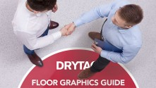 Drytac guarantees flawless, certified floor graphics backed up with warranties and support - essential for every public space. New guides for the retail, construction and housing, stadiums, and schools and universities sectors explain more.