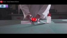 Drytac has released a series of videos giving an insight into how it utilises its unique adhesive science to develop market-leading print media, protective films and bonding tapes.